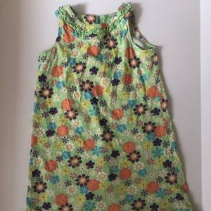 Hanna Andersson Dress Size 110